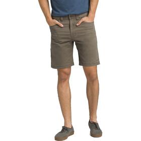 """Prana Bronson Pantaloncini 9"""" Uomo, mud"""